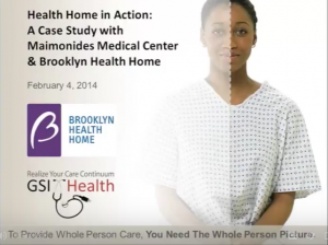 Brooklyn Health Home and GSI Health slide