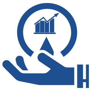 Care Management Analytics Icon